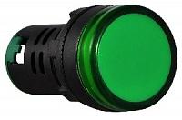 AD22-22DS zelenaya 220V AC L-snab