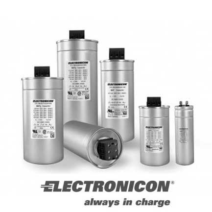 Низковольтные конденсаторные банки Electronicon