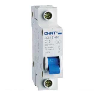 Автоматические выключатели DZ47-60 4,5kA 1P