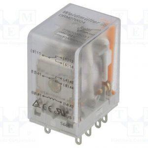 rele-drm-270024lt-weidmuller-7760056069-24v-dc-2co-svetodiod-test