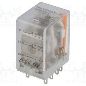 rele-drm-270524l-weidmuller-7760056064-24v-ac-2co-svetodiod